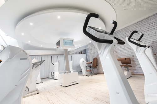 ASPRIA FITNESS CENTRES BIOLOGICAL CLOCK GYM