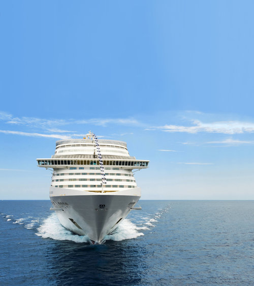 Cruise travel MSC Splendida