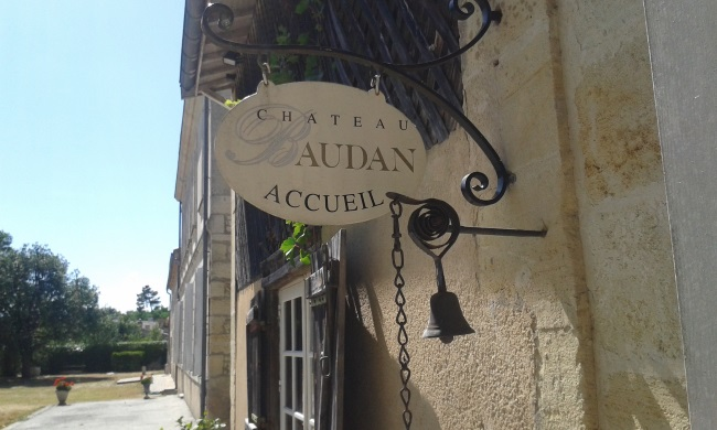 BORDEAUX CHATEAU BAUDAN WINE SHOP