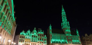 Brussels St Patrick's Day
