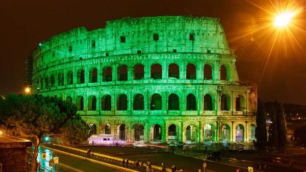 Colosseum_Greening