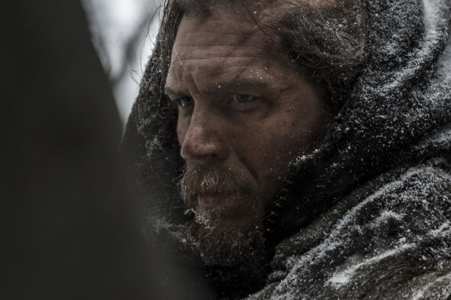 TOM HARDY THE REVENANT FILM