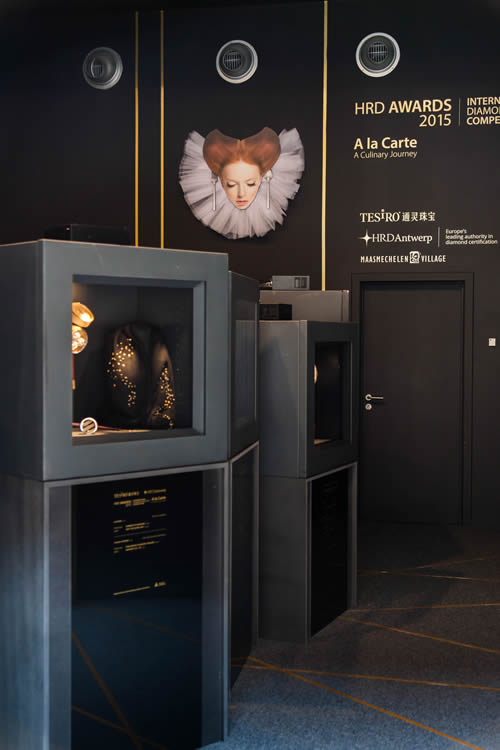 MASSMECHELEN DIAMONDS EXHIBITION