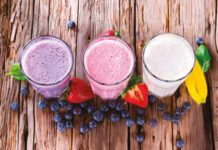 SMOOTHIE NUTRITION