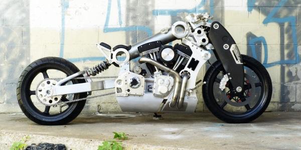 LUXURY MOTORBIKES