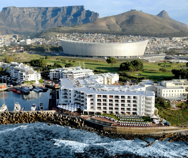 SOUTH AFRICA TRAVEL Radisson Blu Hotel WATERFRONTWaterfront, Cape Town