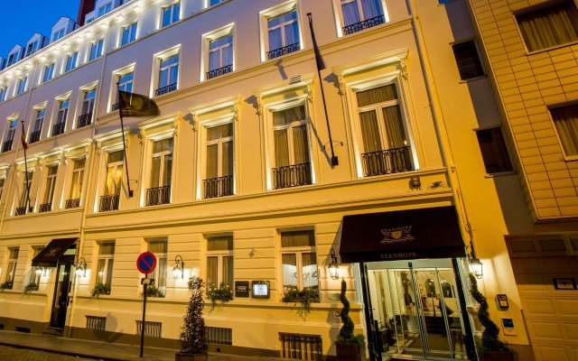 Visit Brussels Vote For Stanhope Hotel Brussels In The Awards