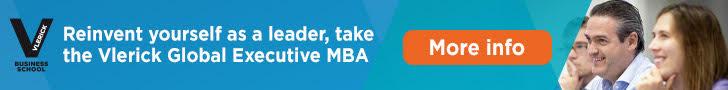 Vlerick GLOBAL EXECUTIVE MBA