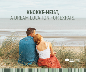 Knokke-Heist, a dream location for expats.