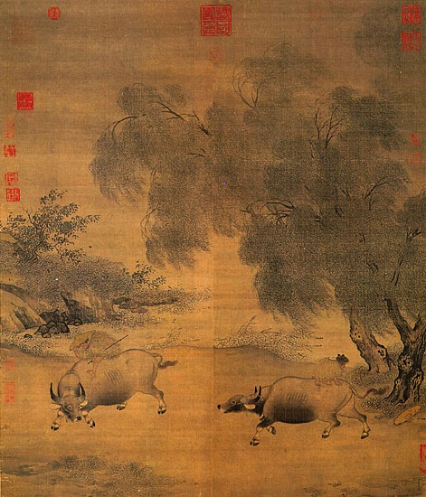 CHINESE ZODIAC 2021 YEAR OF THE OX TOGETHER MAGAZINE HERD
