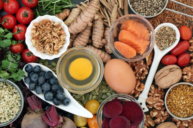 NUTRITION ADVICE IMMUNITY TOGETHER MAGAZINE