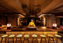 BRUSSELS WELLBEING DESIGN ATSUKAN BAR