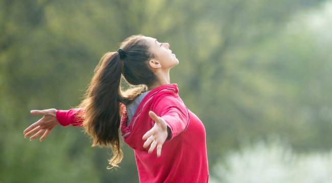 STRESS MANAGEMENT FITNESS IMMUNITY BREATHING