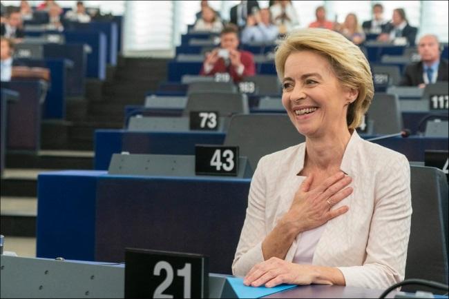 BELGIAN POLITICS COVID 19 DIGITAL GREEN PASS Ursula von der Leyen