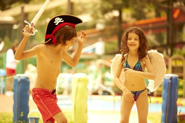 LUXURY VACATIONS HILLSIDE BEACH CLUB TURKEY FAMILY