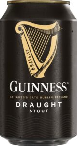 SAINT PATRICKS DAY GRAND PLACE IN BRUSSELS Guinness Draught Can 33cl