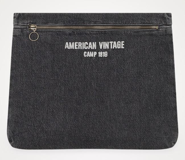 BELGIAN FASHION NEWS American Vintage CAMP 1819
