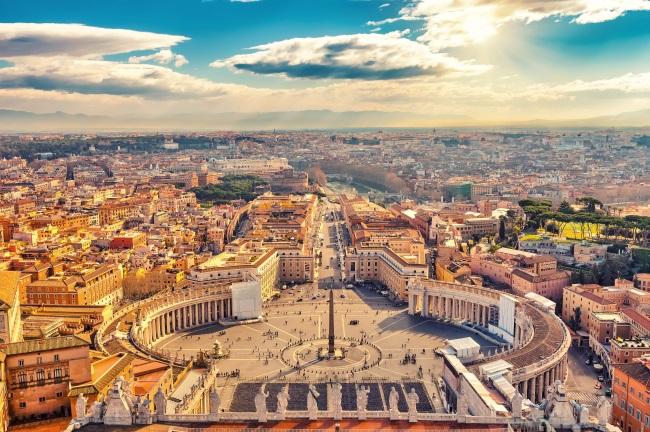 EUROPEAN SONGS Rome-credits-S.Borisov-shutterstock