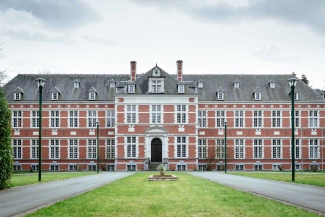 BELGIAN EDUCATION EFI SCHOOL FRONT