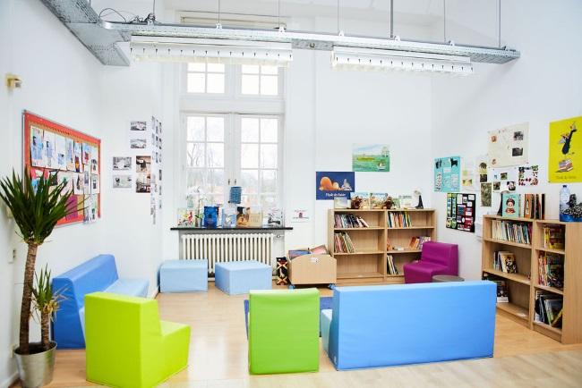 BELGIAN EDUCATION EFI SCHOOL MEETING ROOM