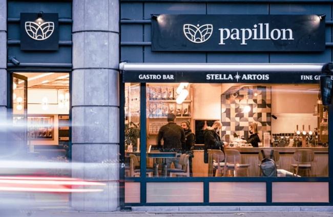 BRUSSELS FOOD GREEK PAPILLON