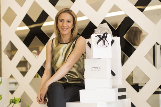 Belgian entrepreneurs Lynn Khoury Soubra