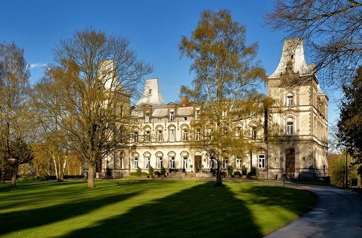 EDUCATION IN BELGIUM EEBA EUROPEAN SCHOOL BUILDING
