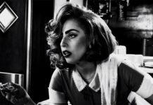 MOVIE CELEBRITIES LADY GAGA Sin City