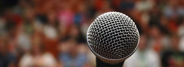 Tips for overcoming fear of public speaking